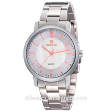 SKONE 7313 fashion couple watch with Japan movt for valentine day gifts promotion