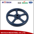 OEM Agricultural Machinery Hand Wheel Sand Casting Parts