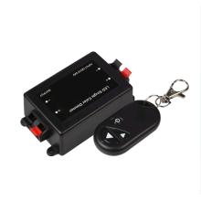Dc12 с-24В 8А 3-кнопочный пульт дистанционного управления один беспроводной контроллер Цвет РФ диммер для светодиодные полосы света