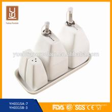wholesale ceramic salt and pepper shakers