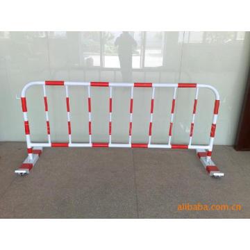 Clôture de chaîne temporaire galvanisée à bas prix