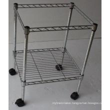 Office File Metal Trolley (CJ-A1207)