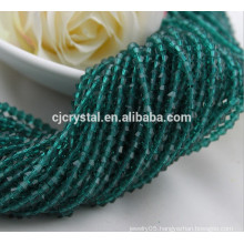 New Arrivals crystal faceted glass beads!! Loose jewelry crystal glass beads wholesales