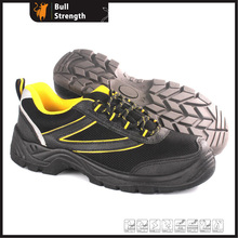 PU/PU Outsole Low Cut Safety Footwear with Steel Toe (SN5384)