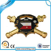 Pin de alta calidad promocional de la insignia del metal del precio bajo