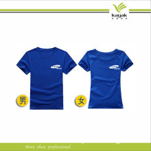 Advertising 100% Polyester Short Sleeve T Shirt (F04)