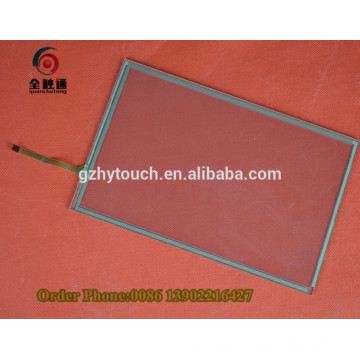 office copier spare parts 4 wire resistive touch screen KM3060