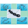 G 80 Iron Steel Metal Black Link Chain