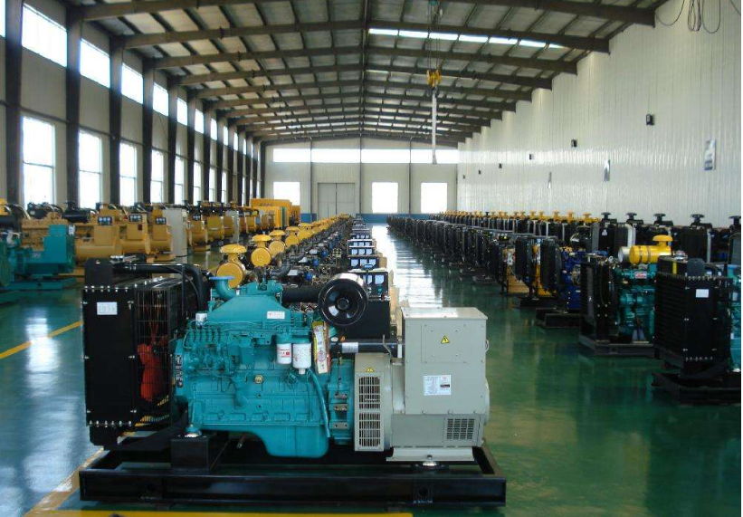 900KVA Competitive Yuchai Engine Diesel Genset