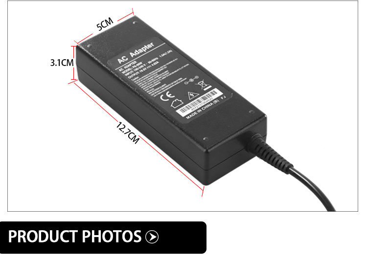 19.5v 4.7a Ac Power Adapter for Sony