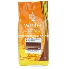 Café Blanco Bolsa de Embalaje / Bolsa de Café Plástico