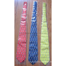 Promotion Men′s Silk Printing Necktie