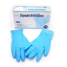 Guantes de nitrilo desechables de alta calidad