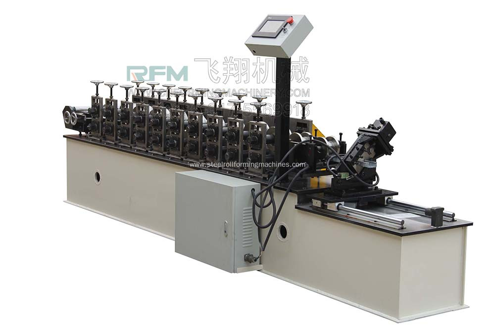 Steel Track Dry Wall Forming Machine