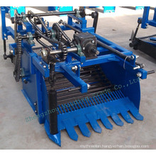 Hot sale mini peanut harvesting machine