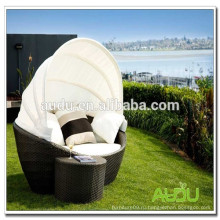 Audu Вся погода Outdoor Patio Daybed Furniture