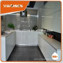 Fornecedor de gabinete de cozinha profissional da província de Zhejiang