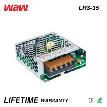 Driver do diodo emissor de luz do anúncio de Lrs-35 SMPS 35W 24V 1.5A