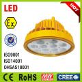 Éclairages industriels anti-déflagrants de plafond d'IP66 LED