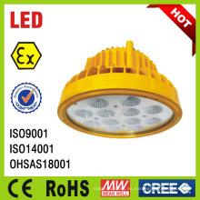 Luz de la estación de servicio LED a prueba de explosiones a prueba de explosiones del techo de ahorro de energía