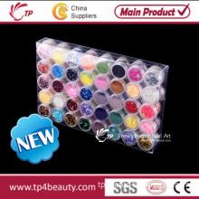 Nail Art 80PCS Mix Nail Art Decoration Kit (TP-DE13)