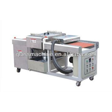 YX500 automático de limpeza máquina para vidro pequeno até 5mm de espessura
