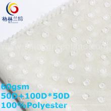 Tela del telar jacquar de la gasa del poliéster para la materia textil de la mujer (GLLML341)