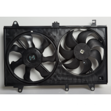 Double ventilateur de radiateur automatique de haute qualité