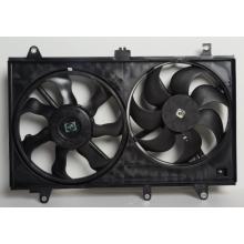 Auto ventilador de refrigeração do radiador duplo de alta qualidade