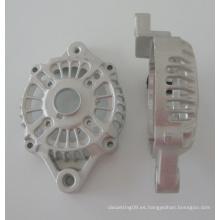 Alternador de aluminio caja de cojinetes de aluminio
