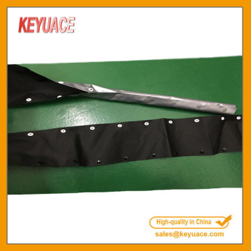 PVC Button Aluminium Foil Signal Shielding Wrapping