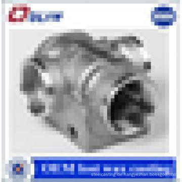 OEM China Fabrik produzieren ss304 Edelstahl Wasser Pump Körper Casting