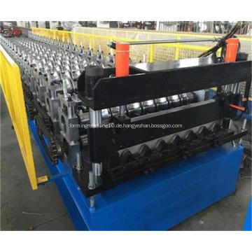 Metall IBR Trapezblech Profiliermaschine