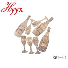 HYYX hollywood evento y partido proveedores de decoración del partido / coloridas decoraciones de la fiesta de cumpleaños