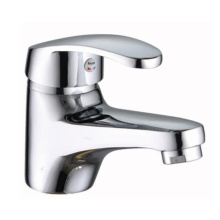 Single Hole Brass Faucet Bathroom Basin Faucet