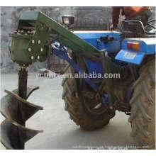 buscador caliente del agujero del poste de 3 puntos de la venta para el tractor