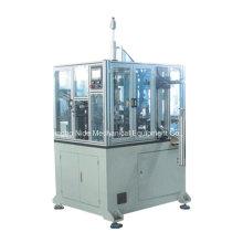 Máquina automática de inserción de eje de armadura