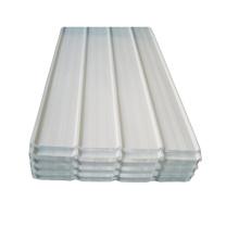 Azulejo de techo de acero trapezoidal