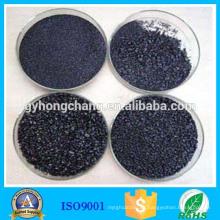 Material de filtro antracita refinado tratamiento de aguas residuales antracita