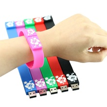 Siliconen Armband Wrist Band Usb Flash Drive