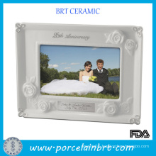 The Wedding Celebrating Photo Frame