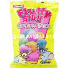 Plastic Candy Packaging Bag/ Soft Sweet Bag/ Candy Floss Bag/ Cotton Candy Bag