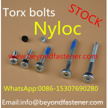 Nyloc Bolts Screw Nyloc Fastener