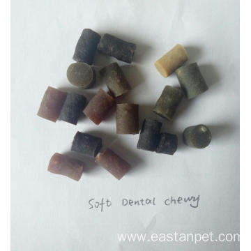 Soft dental chewy for dogs