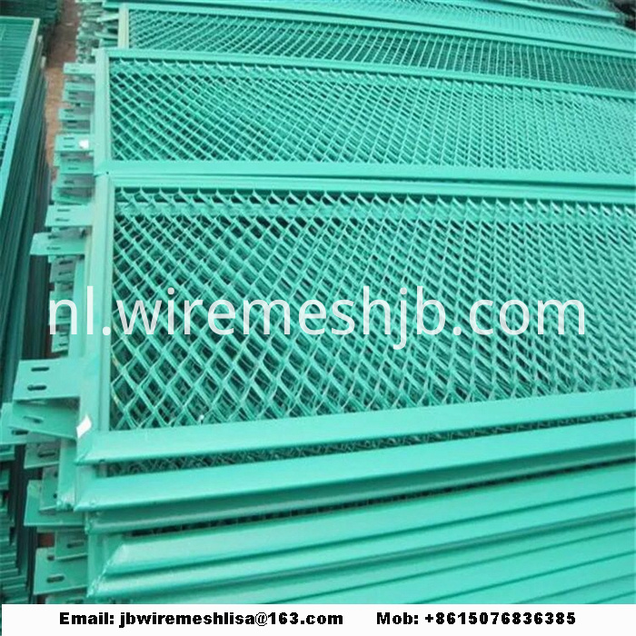 Expanded Metal Mesh For Anti-dazzle Net