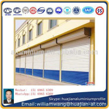 aluminium roller shutter windows and doors