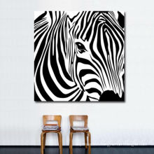 Abstract Zebra Picture Print On Canvas For Living Room