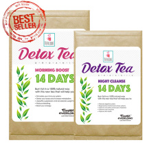 Organic Herbal Detox Tea Slimming Tea Weight Loss Tea (14 day program)