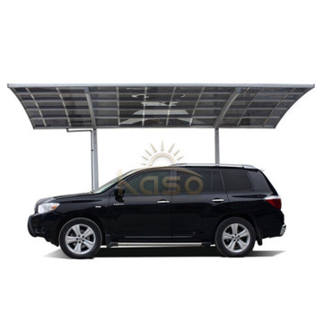 Solar Carport for aluminiumsbil