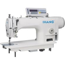 Computerized High Speed Single Needle Sewing Machine